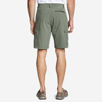 Thumbnail View 2 - Men's Amphib Cargo Shorts