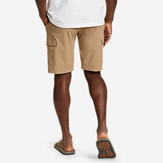 Thumbnail View 2 - Men's Amphib Cargo Shorts