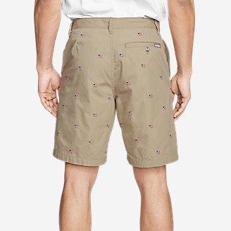 Thumbnail View 2 - Men's Camano Shorts - Print