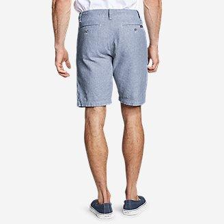 "Thumbnail View 2 - Men's Larrabee 9"" Linen-Blend Shorts"