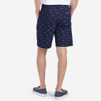 """Thumbnail View 2 - Men's Camano 9"""" Shorts - Print"""