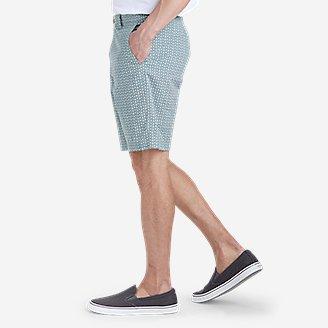 """Thumbnail View 3 - Men's Camano 9"""" Shorts - Print"""