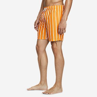 Thumbnail View 2 - Men's Volley Swim Shorts