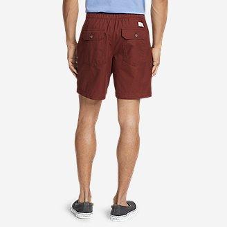 Thumbnail View 2 - Men's Voyager Flex Pull-On Shorts