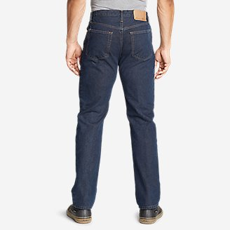 Thumbnail View 2 - Men's Authentic Jeans - Relaxed Fit