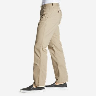 Thumbnail View 3 - Men's Legend Wash Chino Pants - Classic Fit