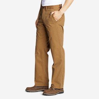 Thumbnail View 3 - Men's Legend Wash Chino Pants - Classic Fit