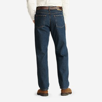 Thumbnail View 2 - Traditional Fit Essential Jeans