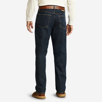 Thumbnail View 3 - Traditional Fit Essential Jeans