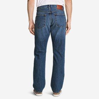 Thumbnail View 2 - Men's Authentic Jeans - Straight Fit