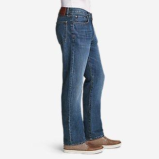 Thumbnail View 3 - Men's Authentic Jeans - Straight Fit