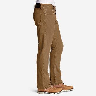 Thumbnail View 3 - Men's Flex Jeans - Straight Fit