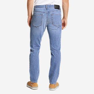 Thumbnail View 2 - Men's Flex Jeans - Straight Fit