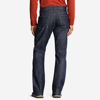 91e74ff4b6f489 ... Thumbnail View 2 - Men's Flex Jeans - Straight Fit