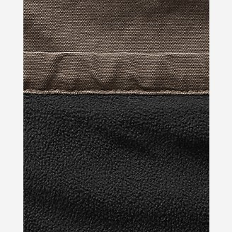 Thumbnail View 3 - Men's Lined Canvas Mountain Pants