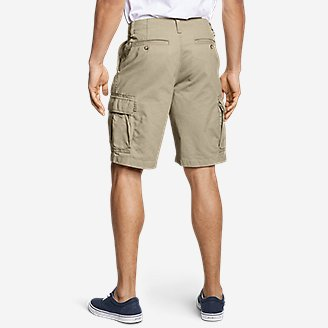 Thumbnail View 2 - Men's Expedition Cargo Shorts - 11""