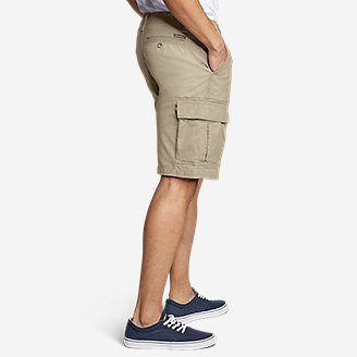Thumbnail View 3 - Men's Expedition Cargo Shorts - 11""