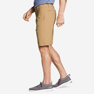"Thumbnail View 3 - Men's Horizon Guide 10"" Chino Shorts"