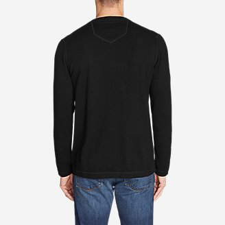 Thumbnail View 2 - Men's Talus V-Neck Sweater