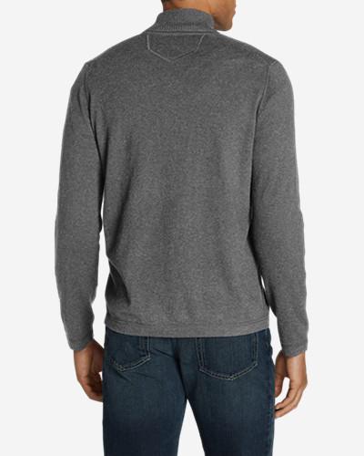 Men's Talus 1/4 Zip Sweater by Eddie Bauer