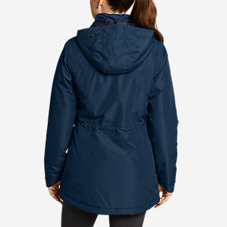 Thumbnail View 2 - Women's Rainfoil® Fleece-Lined Parka