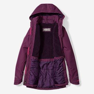 Thumbnail View 2 - Women's Rainfoil® Fleece-Lined Parka