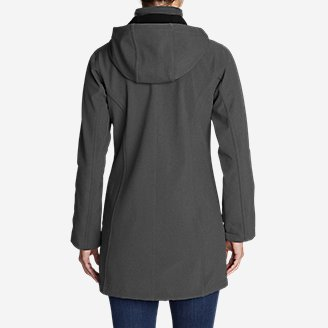 Thumbnail View 2 - Women's Windfoil® Elite 2.0 Hooded Trench Coat