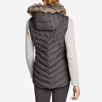 Thumbnail View 2 - Women's Slate Mountain 2.0 Down Vest