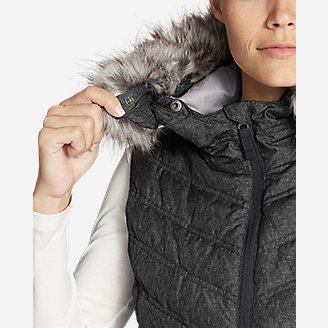 Thumbnail View 3 - Women's Slate Mountain 2.0 Down Vest