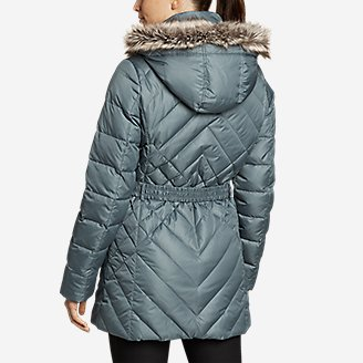 Thumbnail View 2 - Women's Slope Side Down Parka