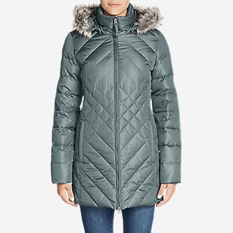 Thumbnail View 3 - Women's Slope Side Down Parka