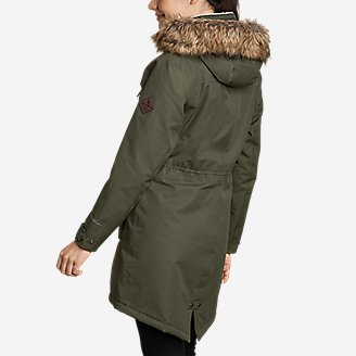 Thumbnail View 2 - Women's Charly Sherpa-Lined Parka