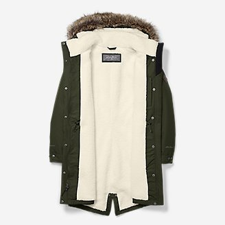 Thumbnail View 3 - Women's Charly Sherpa-Lined Parka