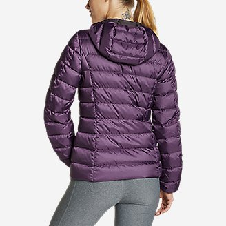 Thumbnail View 2 - Women's CirrusLite Down Hooded Jacket