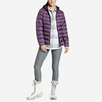 Thumbnail View 3 - Women's CirrusLite Down Hooded Jacket