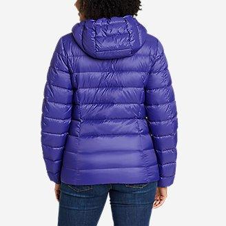 Thumbnail View 2 - Women's CirrusLite Down Hooded Jacket