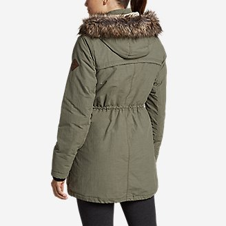 Thumbnail View 2 - Women's Ladder Creek High-Pile Parka