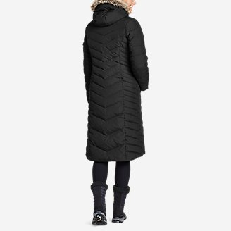 Thumbnail View 2 - Women's Sun Valley Down Duffle Coat