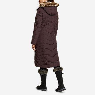 Thumbnail View 2 - Women's Sun Valley Down Duffle Coat