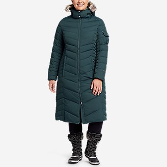 Thumbnail View 3 - Women's Sun Valley Down Duffle Coat