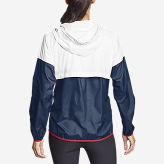 Thumbnail View 3 - Women's Momentum Light UPF Anorak