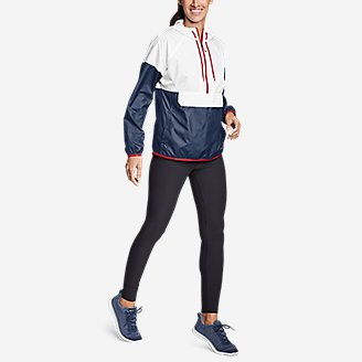 Thumbnail View 2 - Women's Momentum Light UPF Anorak