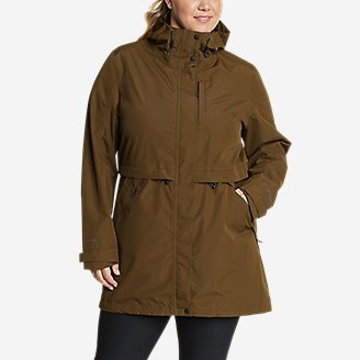 Thumbnail View 3 - Women's Rainfoil® Trench