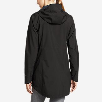 Thumbnail View 2 - Women's Cloud Cap Stretch Parka