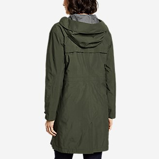Thumbnail View 2 - Women's Port Townsend Trench Coat