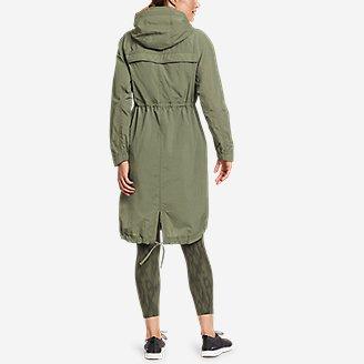 Thumbnail View 2 - Women's WindPac Trench Coat