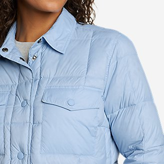 Thumbnail View 3 - Women's Stratuslite Down Shirt Jacket