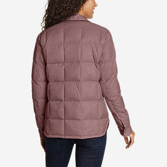 Thumbnail View 2 - Women's Stratuslite Down Shirt Jacket