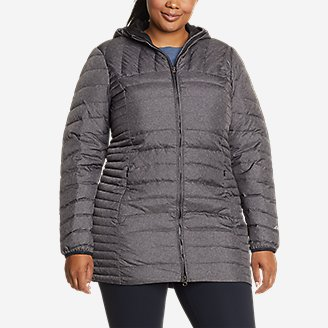 Thumbnail View 3 - Women's Astoria Hooded Down Parka