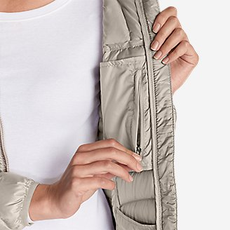 Thumbnail View 2 - Women's Astoria Hooded Down Parka
